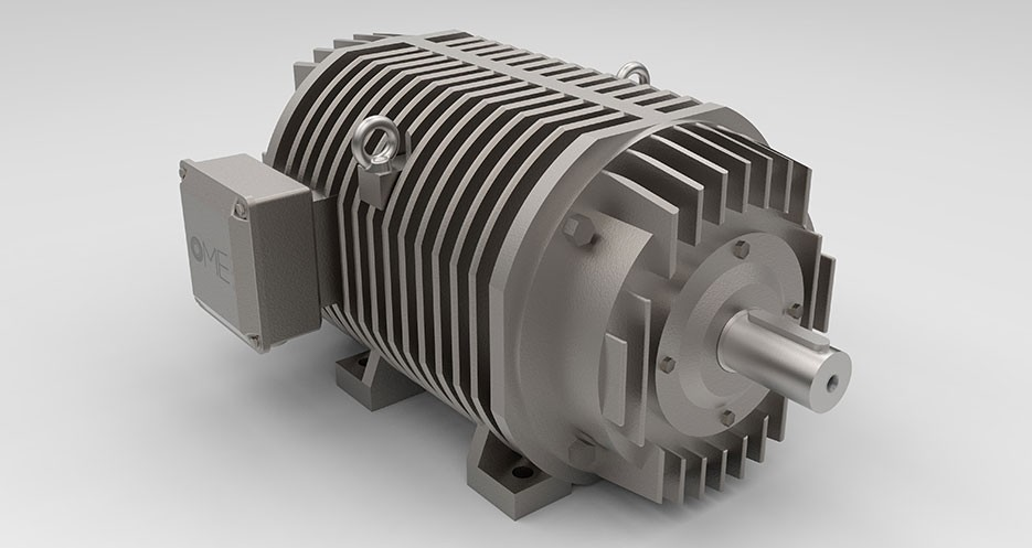 Motores para cintas transportadoras