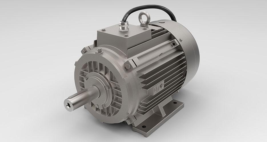 Motores para la extracción de humos