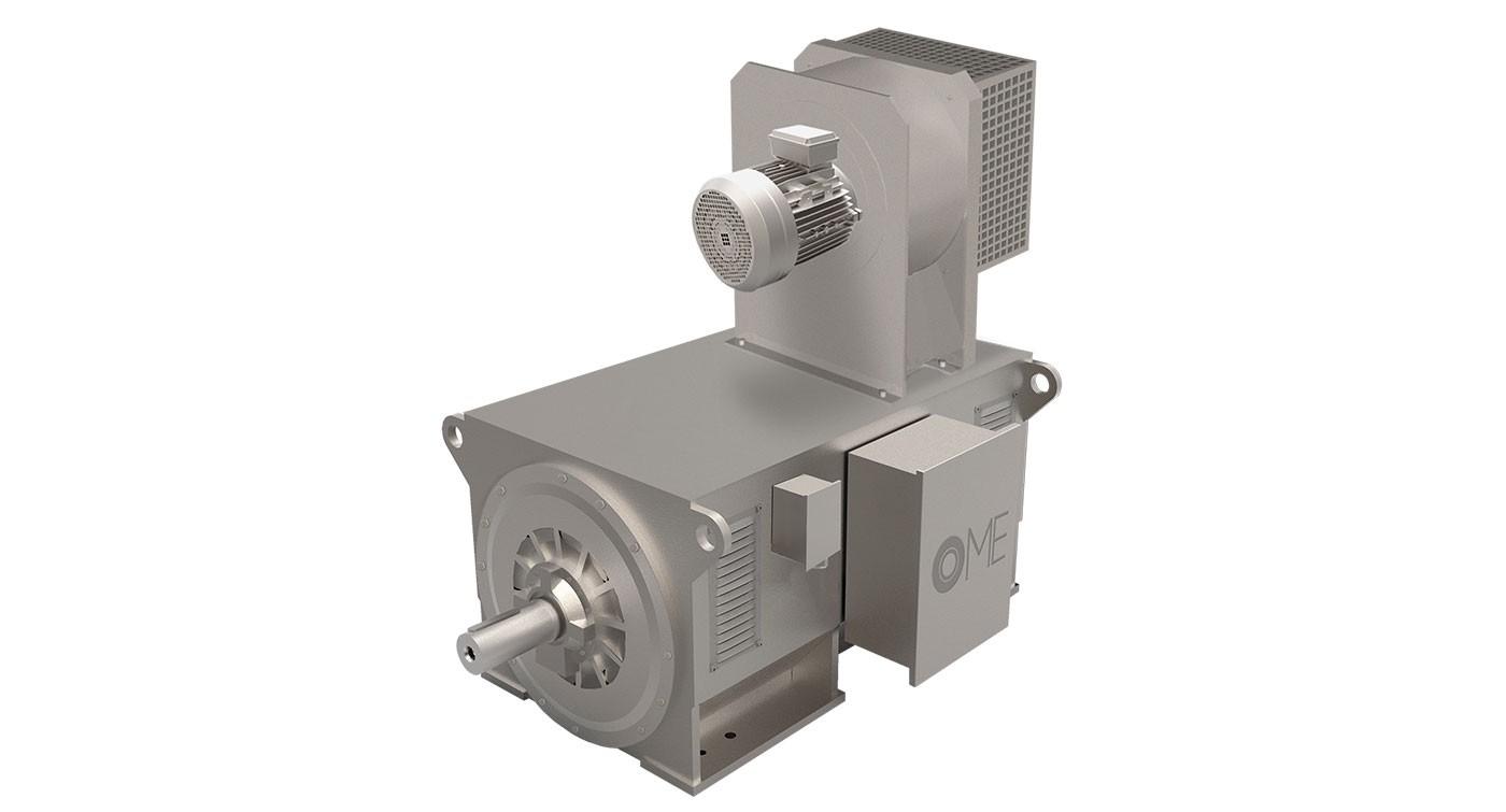 Motor Eléctrico OMDC