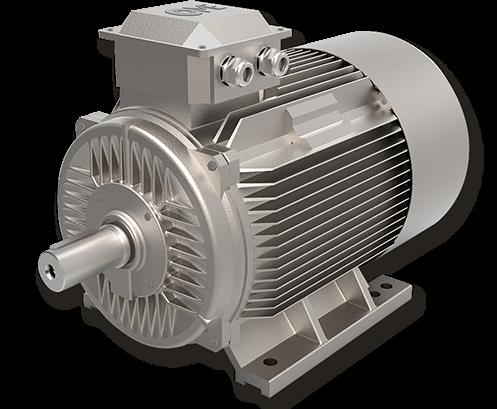 Motores de alta eficiencia IE2