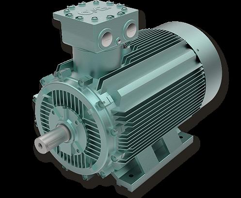 Motores de baja tensión OMEX