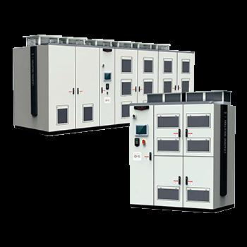 Inversor de media tensión LSMV-M1000