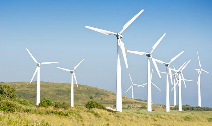 Generación de energía eólica: Descubra la gama de motores dedicados OME