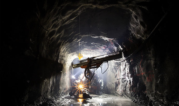 Motores antideflagrantes para uso en minas