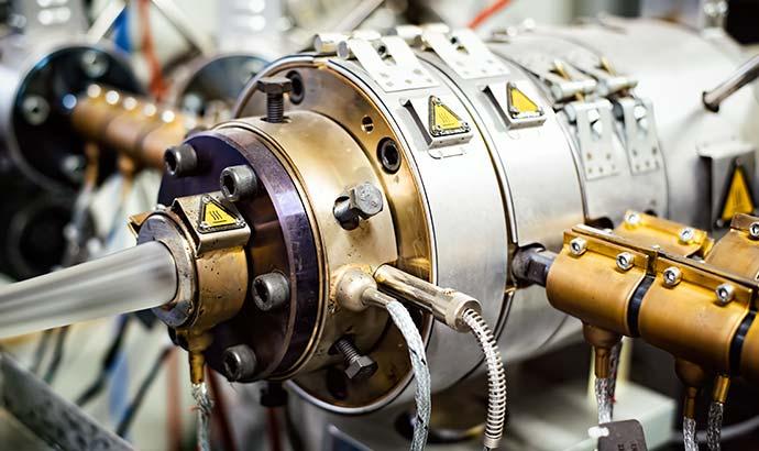 OME Motors ha diseñado y fabricado un motor ATEX para TMEIC