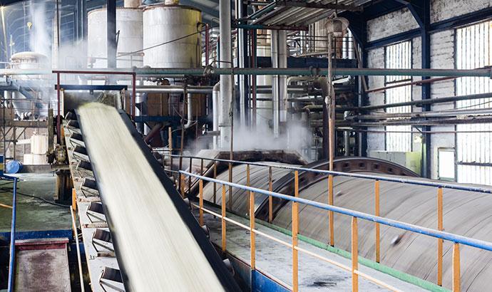 Motores eficientes a medida para refinerías de azúcar