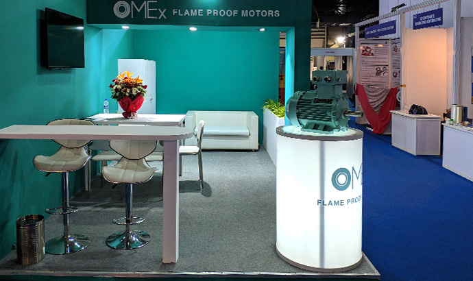 Oil & Gas World Expo Mumbai 2020: Ome Motors presente en la feria de la India