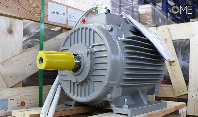 Motores de extracción de humos: máxima seguridad en caso de emergencia